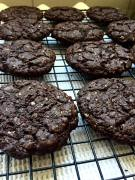 My world famous chocolate cookies